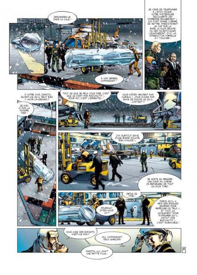Page 3 Arctica -  intégrale tomes 1 à 3