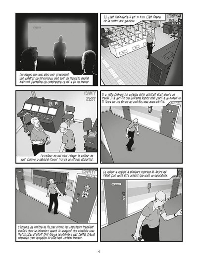 Page 4 Virus tome 2