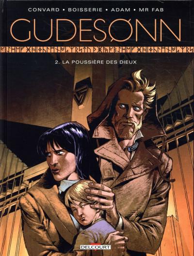 Couverture Gudesonn tome 2