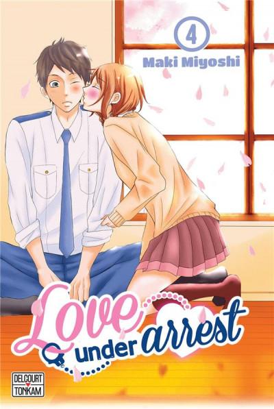 Couverture Love under arrest tome 4