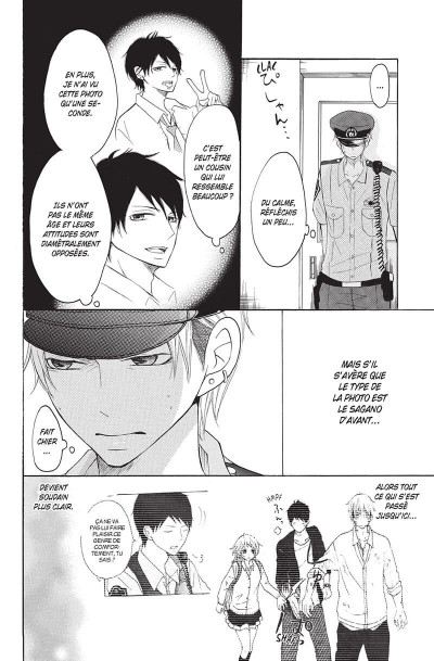 Page 6 Love under arrest tome 4