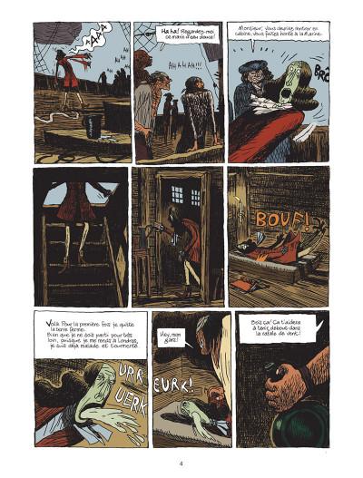Page 2 Robinson Crusoé de Daniel Defoe - Intégrale tomes 1 à 3