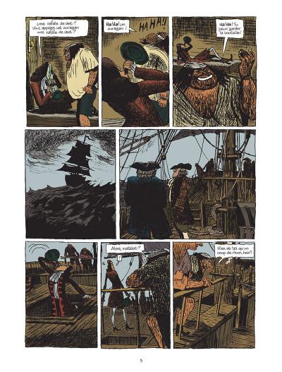 Page 3 Robinson Crusoé de Daniel Defoe - Intégrale tomes 1 à 3