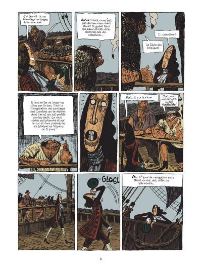 Page 4 Robinson Crusoé de Daniel Defoe - Intégrale tomes 1 à 3