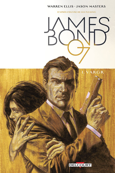 Couverture James Bond tome 1