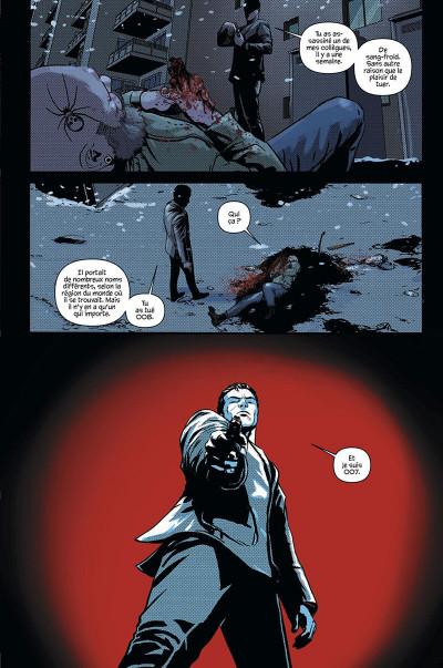 Page 0 James Bond tome 1