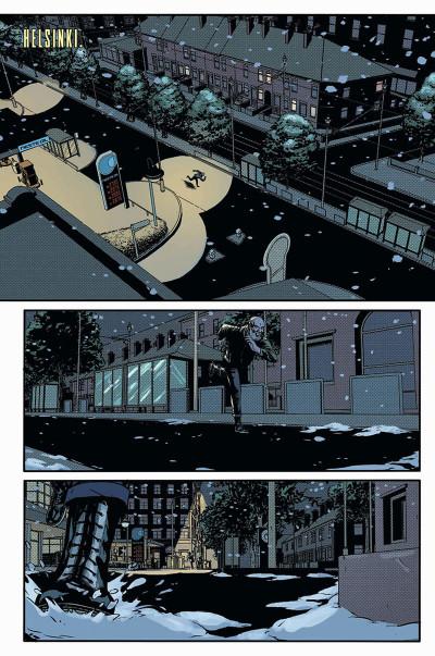 Page 2 James Bond tome 1