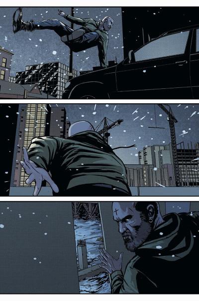 Page 3 James Bond tome 1