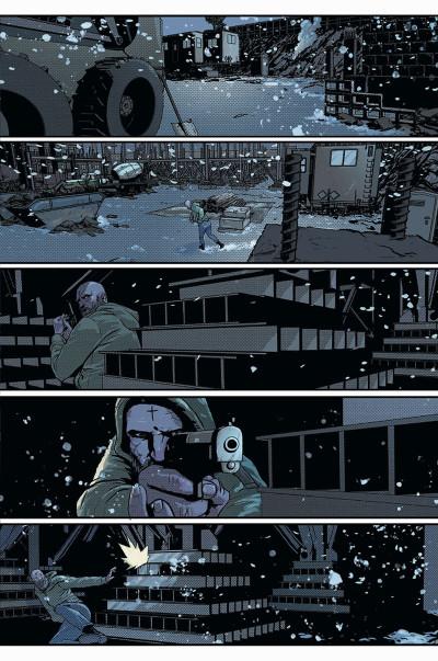Page 4 James Bond tome 1
