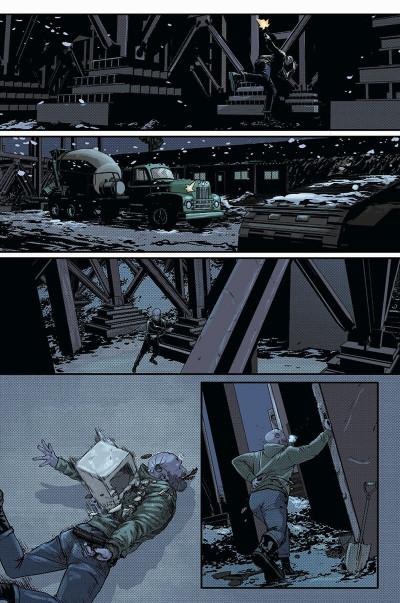 Page 5 James Bond tome 1