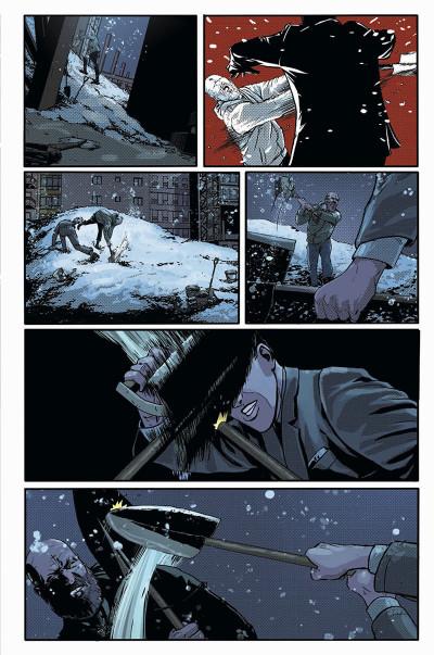 Page 6 James Bond tome 1