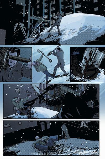 Page 7 James Bond tome 1