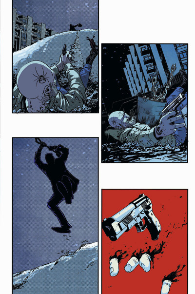 Page 8 James Bond tome 1