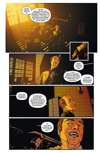 Page 1 James Bond tome 2