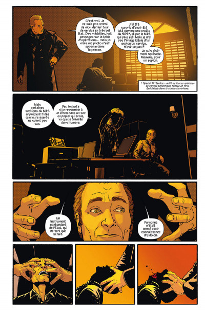Page 3 James Bond tome 2