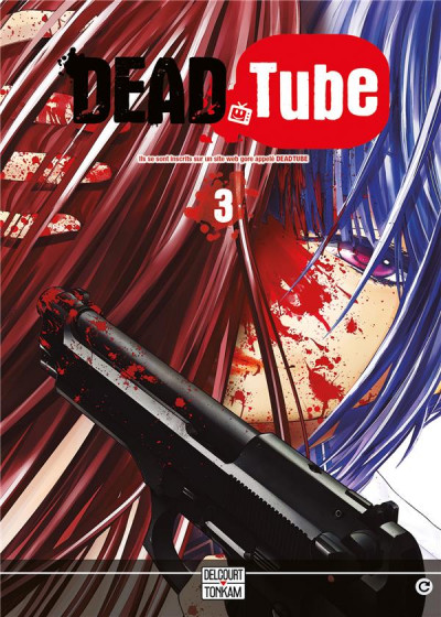 Couverture Dead tube tome 3