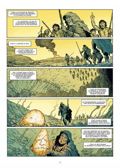 Page 2 Les reines de sang - Les trois Julia tome 1