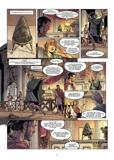 Page 3 Les reines de sang - Les trois Julia tome 1