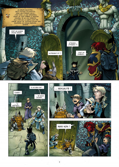 Page 1 Reflets d'acide tome 5