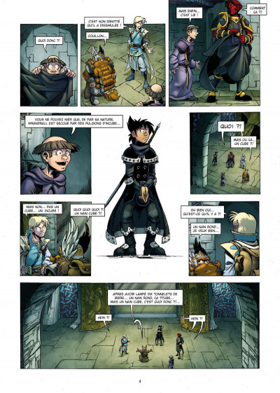 Page 2 Reflets d'acide tome 5