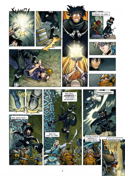 Page 4 Reflets d'acide tome 5