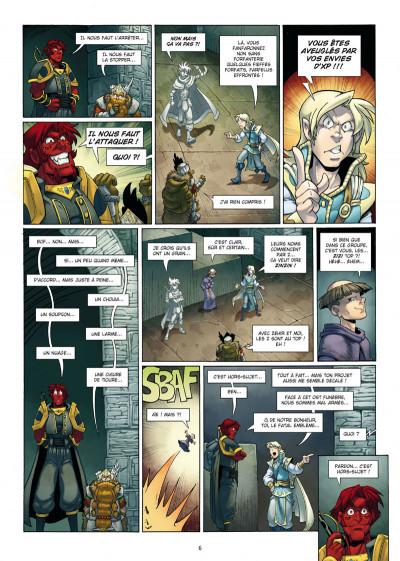 Page 4 Reflets d'acide tome 6