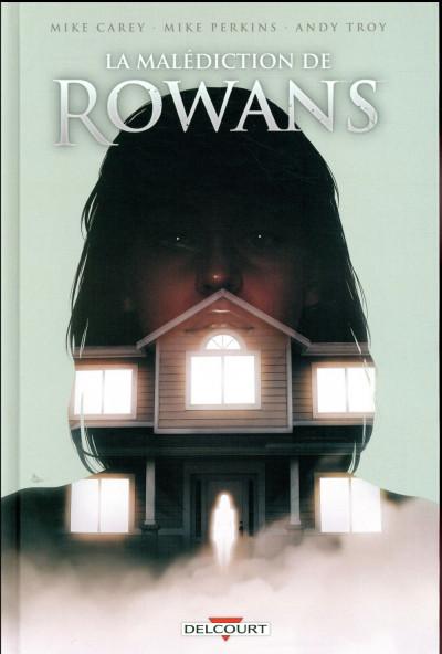 Couverture La malédiction de Rowans