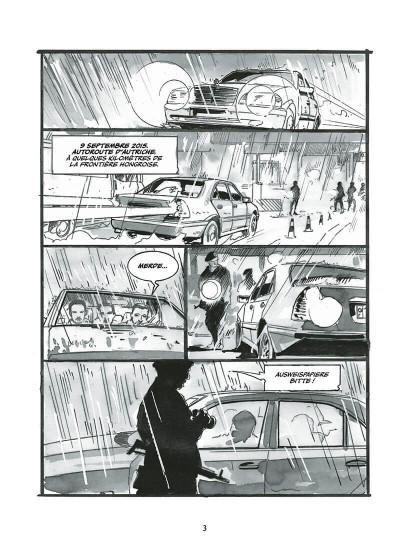 Page 4 13/11 - Reconstitution d'un attentat, Paris 13 Novembre 2015