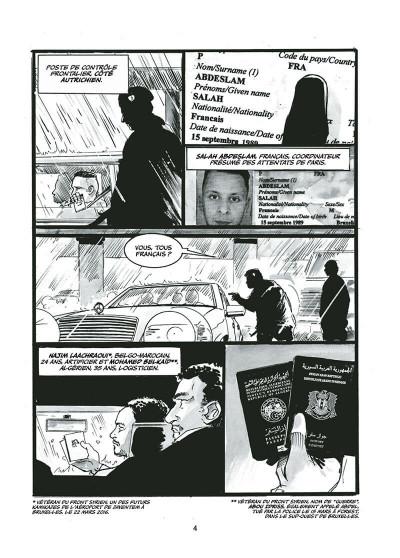 Page 5 13/11 - Reconstitution d'un attentat, Paris 13 Novembre 2015