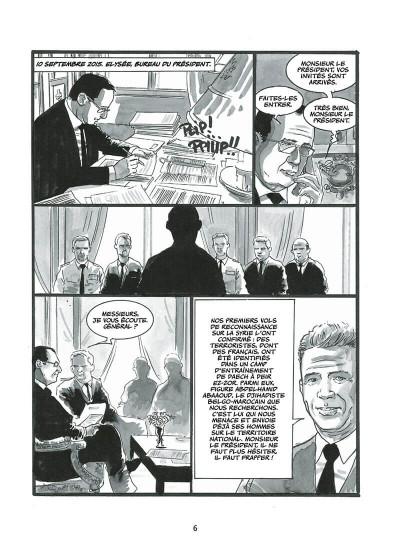Page 7 13/11 - Reconstitution d'un attentat, Paris 13 Novembre 2015