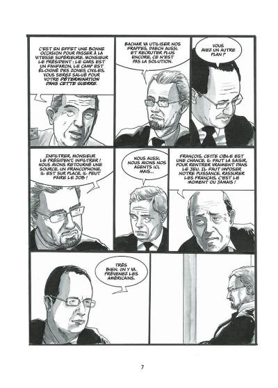 Page 8 13/11 - Reconstitution d'un attentat, Paris 13 Novembre 2015