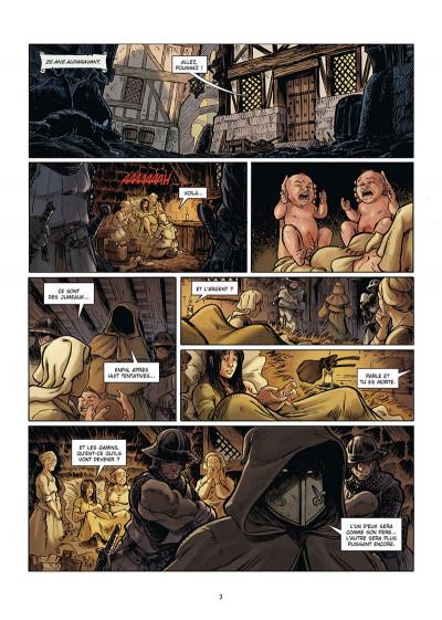 Page 1 Le bourreau tome 3