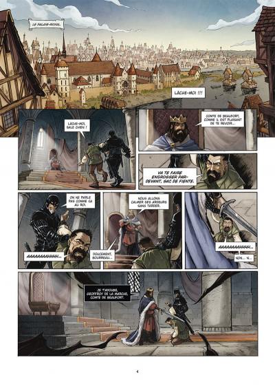 Page 2 Le bourreau tome 3