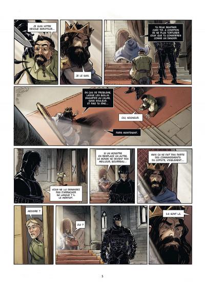 Page 3 Le bourreau tome 3