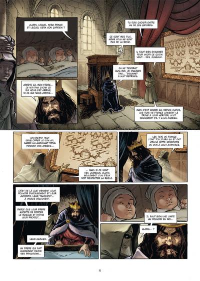 Page 4 Le bourreau tome 3