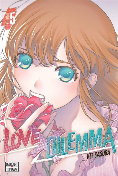 Couverture Love X dilemma tome 5