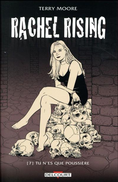 Couverture Rachel Rising tome 7