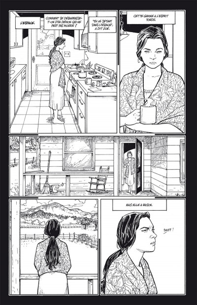Page 1 Rachel Rising tome 7