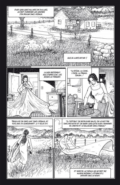 Page 2 Rachel Rising tome 7