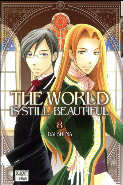 Couverture The world is still beautiful tome 8