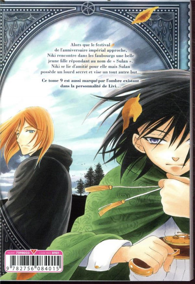 Dos The world is still beautiful tome 9