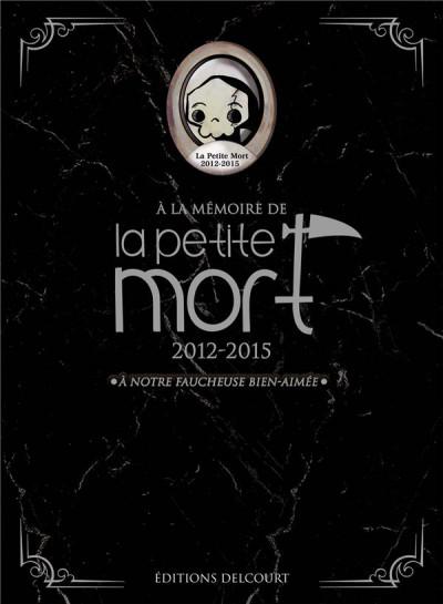 Couverture La Petite Mort - Coffret tome 1 à tome 3