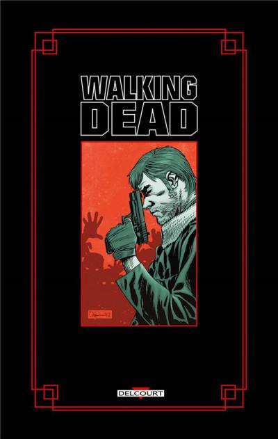 Couverture Walking Dead - Coffret tome 1 à tome 4