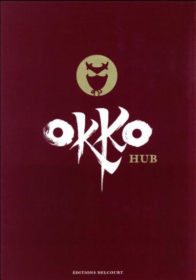 Couverture Okko - intégrale sous coffret