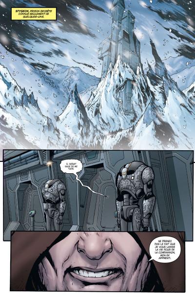 Page 1 Star Wars - le côté obscur tome 15 - Dark Maul, le fils de Dathomir