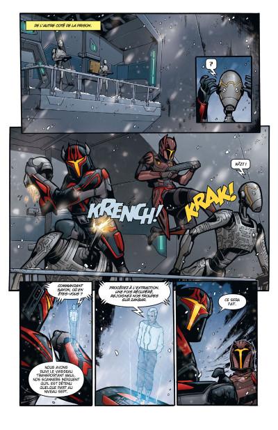 Page 4 Star Wars - le côté obscur tome 15 - Dark Maul, le fils de Dathomir