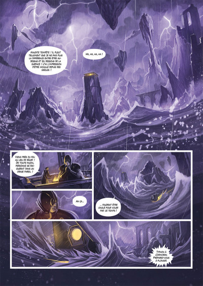 Page 1 Le soufflevent tome 4