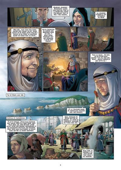 Page 2 Les reines de sang - Aliénor, la légende noire tome 6