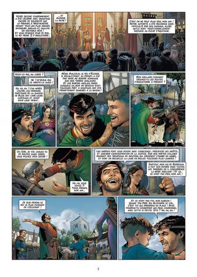 Page 3 Les reines de sang - Aliénor, la légende noire tome 6
