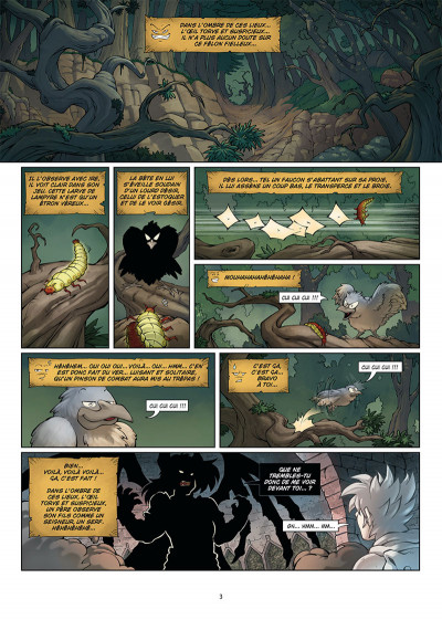 Page 1 Reflets d'acide tome 7